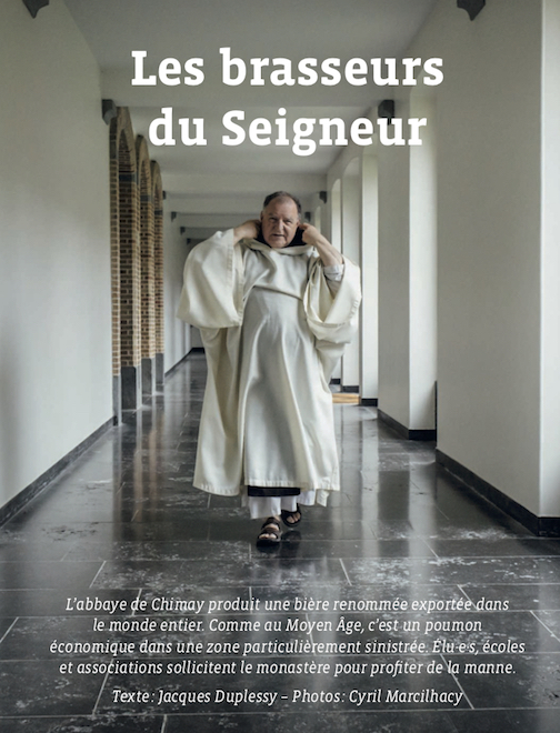 Témoignage chrétien / Cyril Marcilhcacy