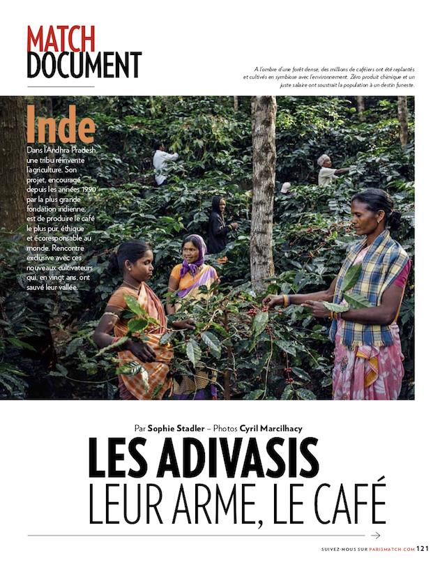 Paris Match / Cyril Marcilhacy