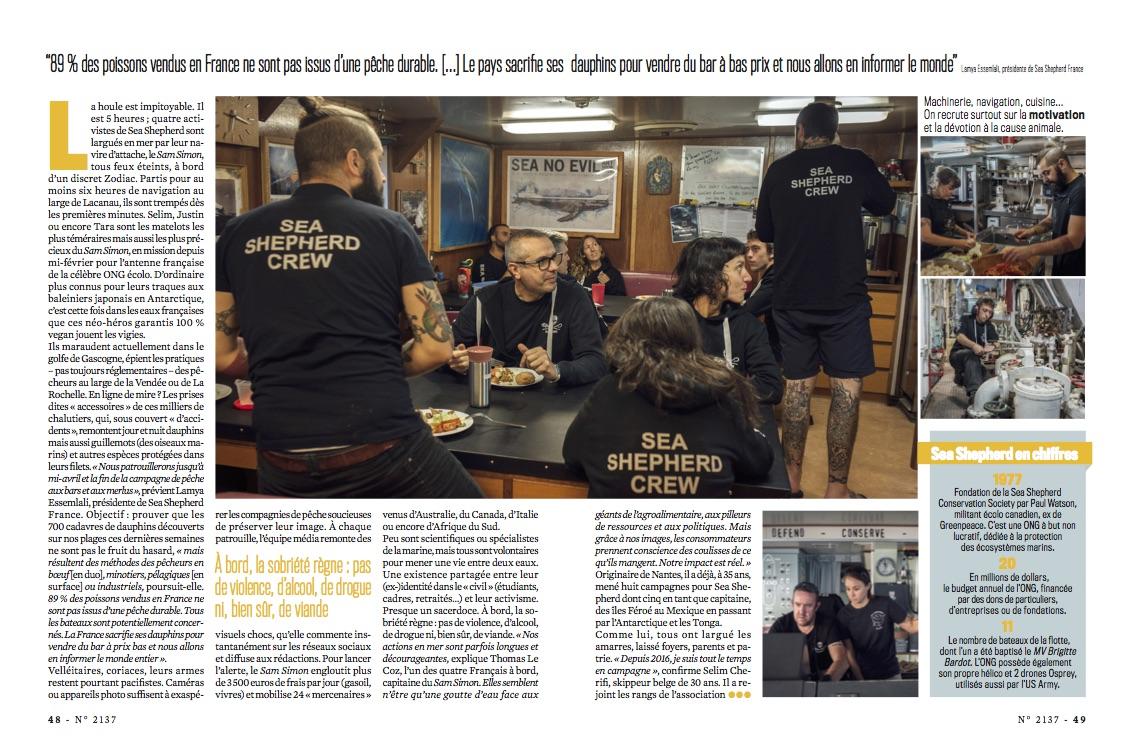 VSD / Cyril Marcilhacy / Mars 2019