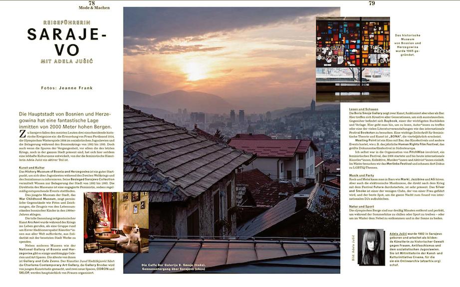 Missy Magazine / Jeanne Frank