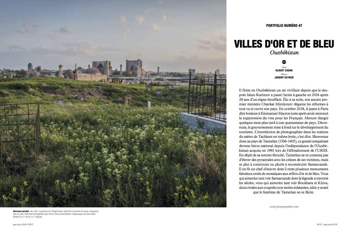 A/R Magazine / Jeremy Suyker