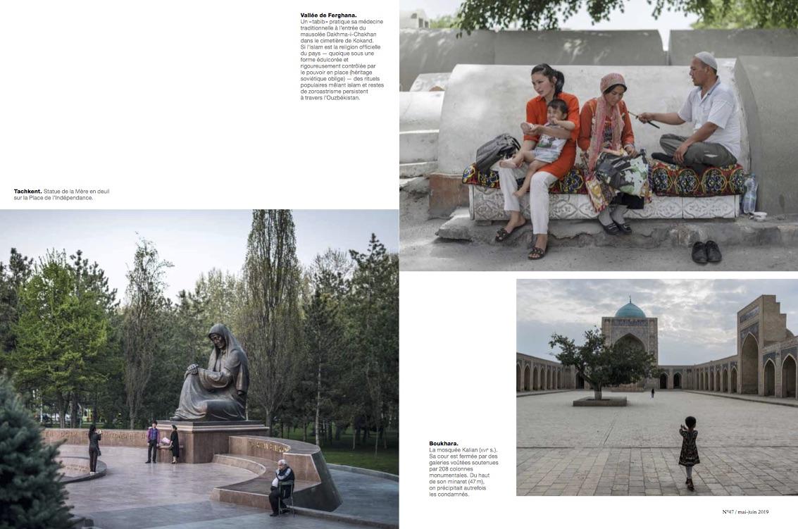 A/R Magazine / Jeremy Suyker / Mai-Juin 2019