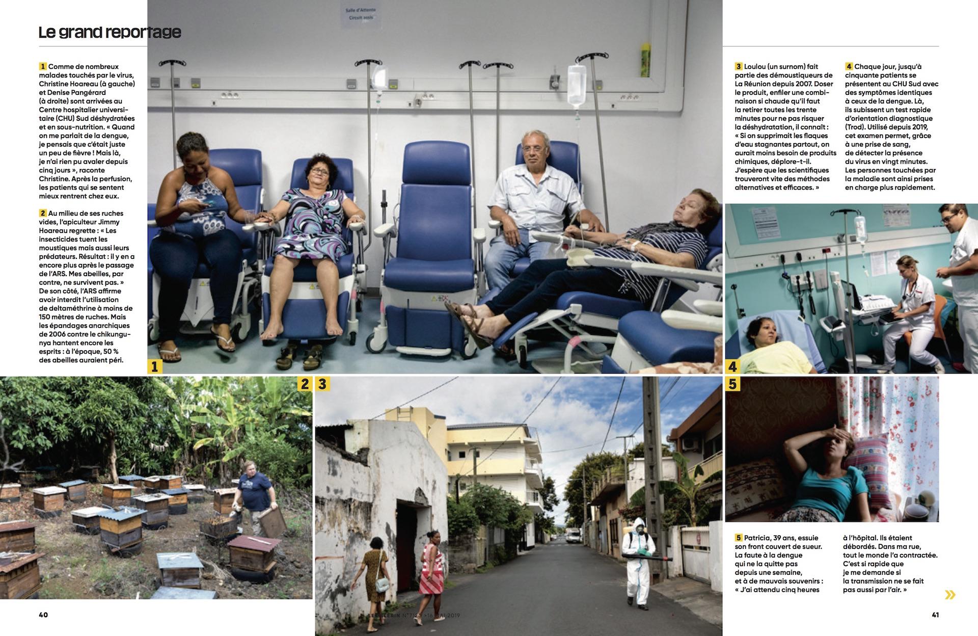 Le Pèlerin / Adrienne Surprenant / Mai 2019
