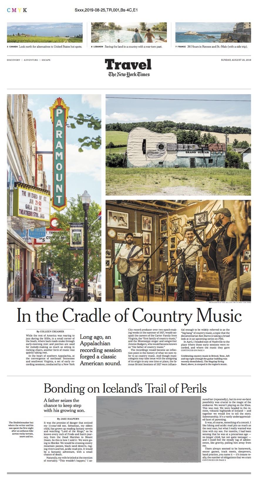 The New York Times / Kasia Strek