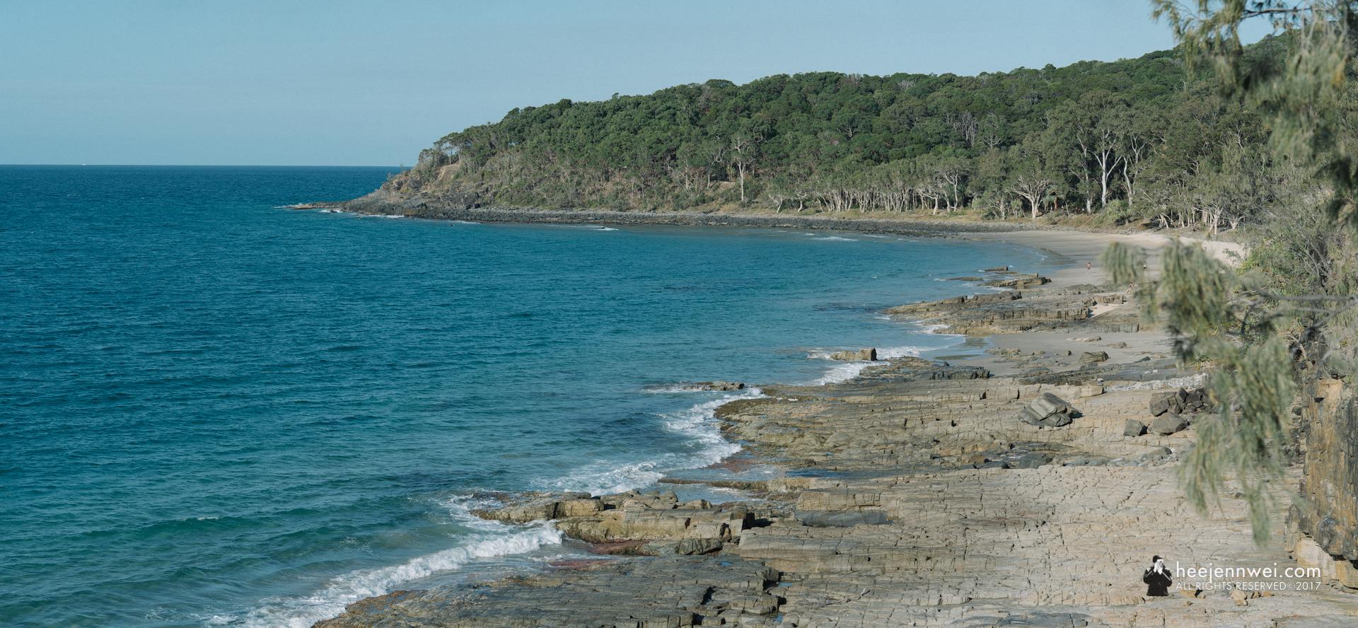 Noosa National Park - Coastal Route.