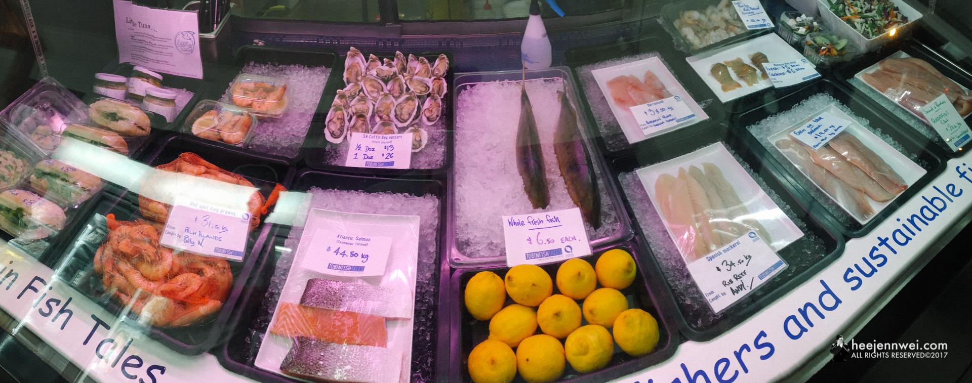Tobin Fish Tales. (iPhone photo)