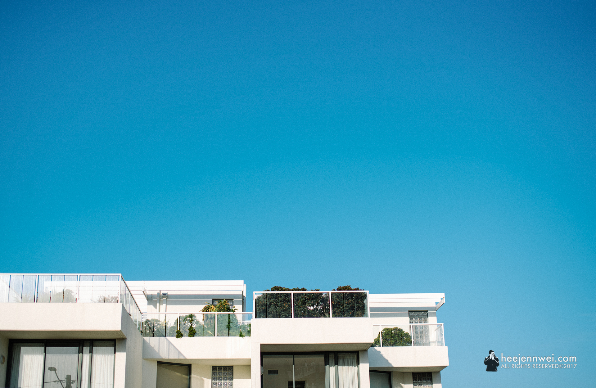 Green lungs on top of the Gold Coast's luxury homes.