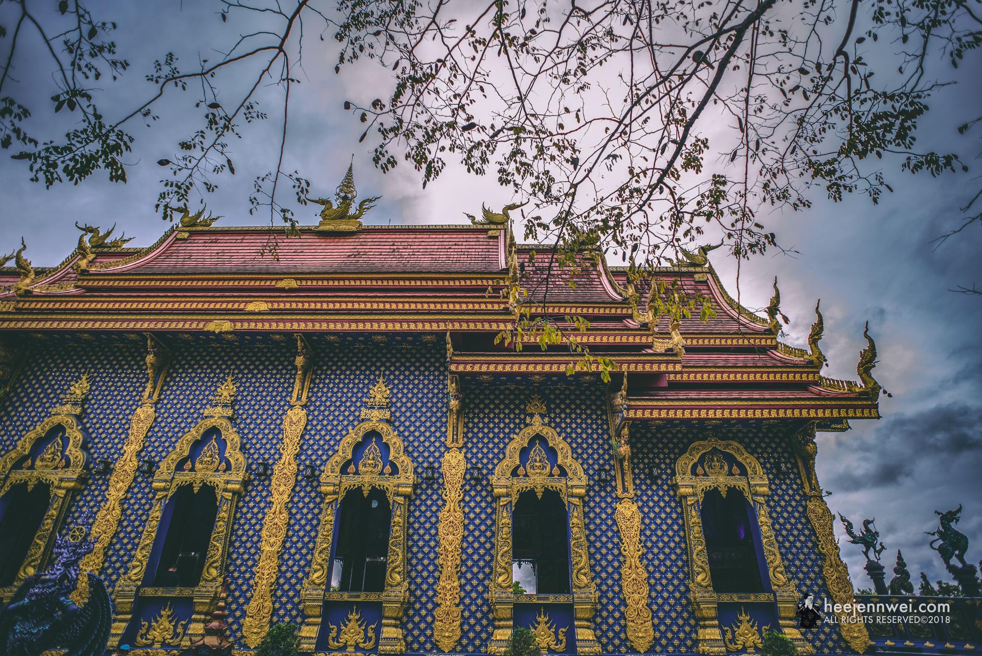 Where modern art meets Buddhism.