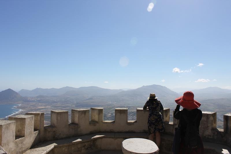 CAM Tour 2013 - Erice, Sicily.