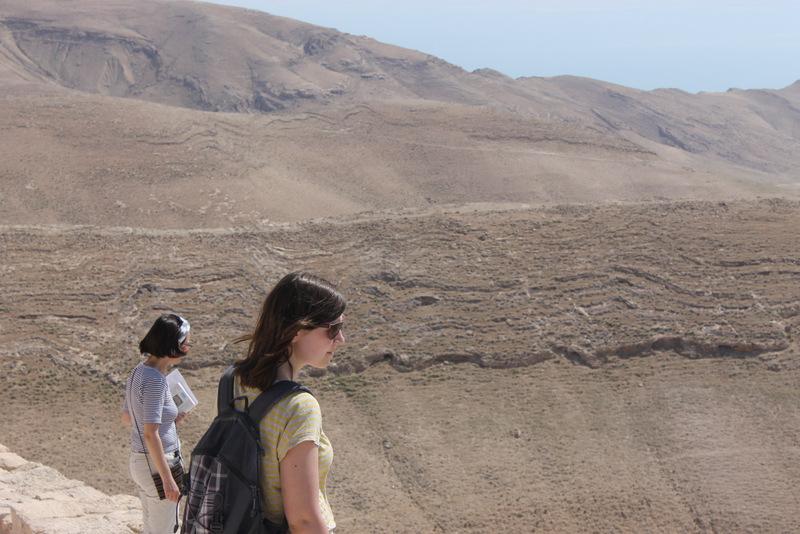 CAM Tour 2014 - Machaerus, Jordan.