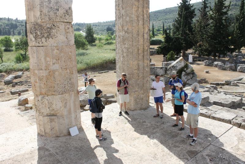 CAM Tour 2015 - Nemea, Greece.