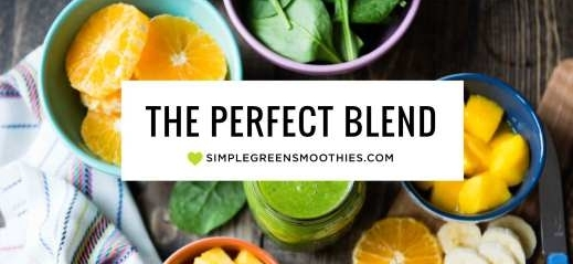 Simple Green Smoothie Formula