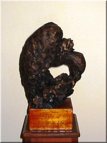 Gier, Terracotta hoogte 27 cm.jpg