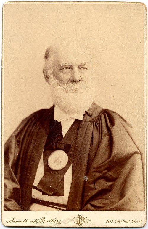 Bishop William Henry Benade (1816-1905)