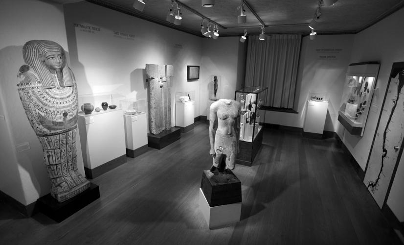 Egyptian Gallery, Glencairn Museum