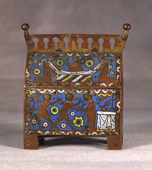 Reliquary Chasse of St. Thomas Becket
