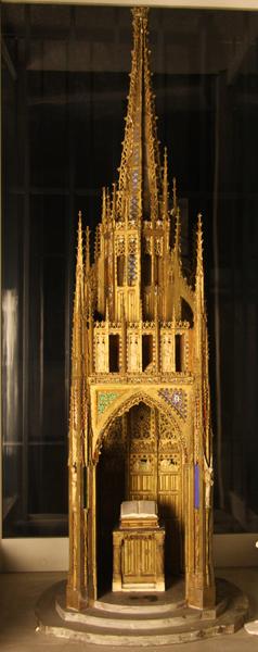 Bryn Athyn Cathedral Altar Model