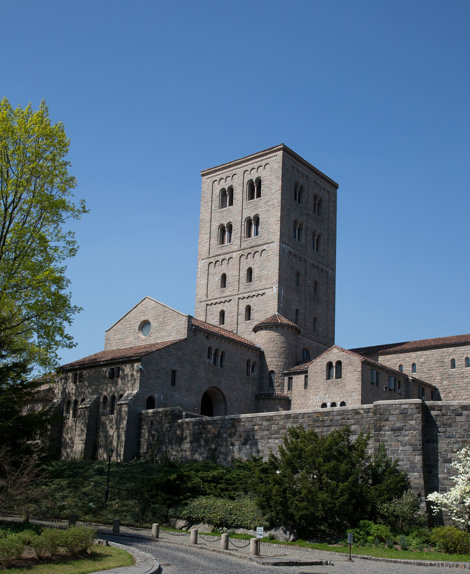 Figure 7: The Cloisters is the branch of the Metropolitan Museum devoted to the art and architecture of the Middle Ages. Image © The Metropolitan Museum of Art, New York.