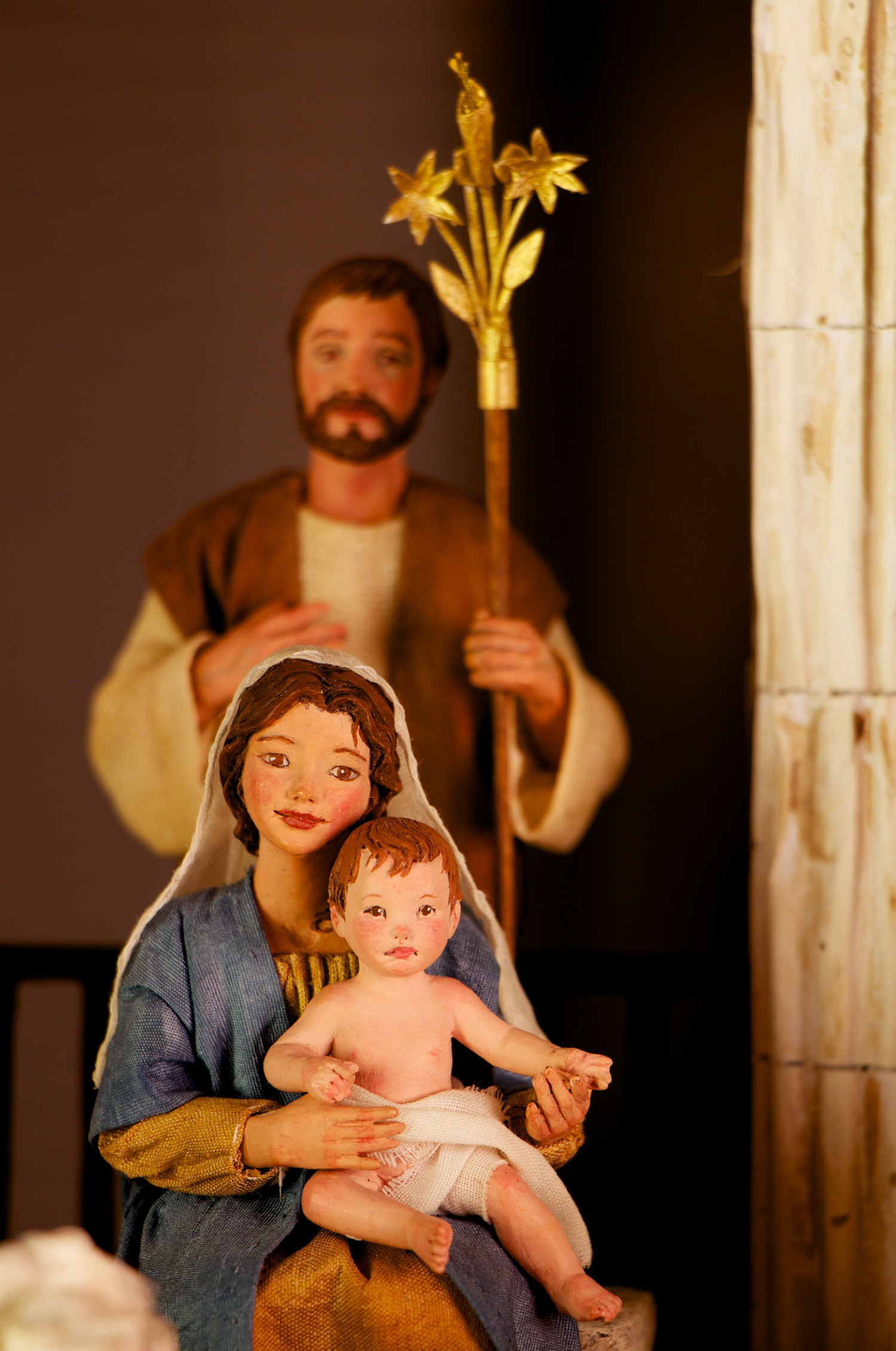 Figure 2: The Holy Family.