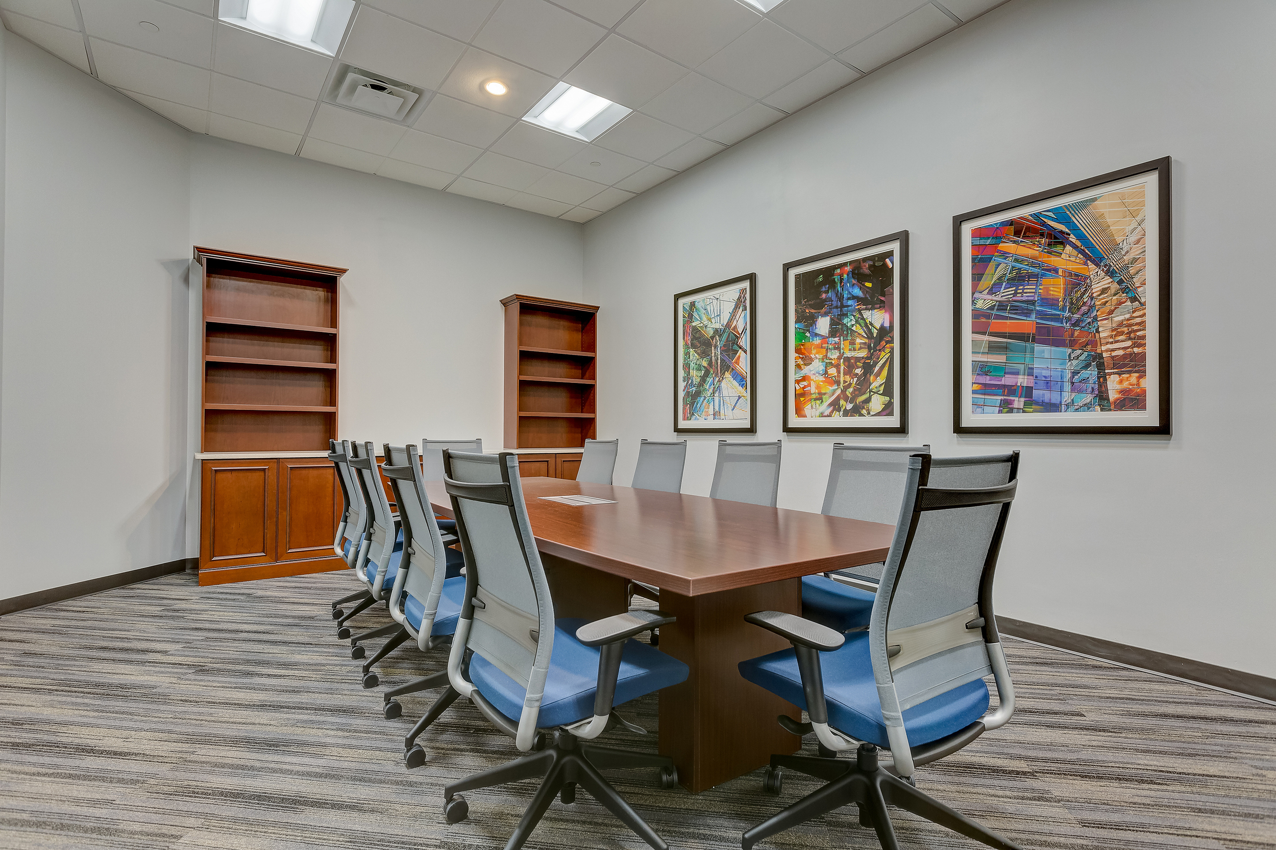 Addition of a Building Amenity Conference Room for Tenants use