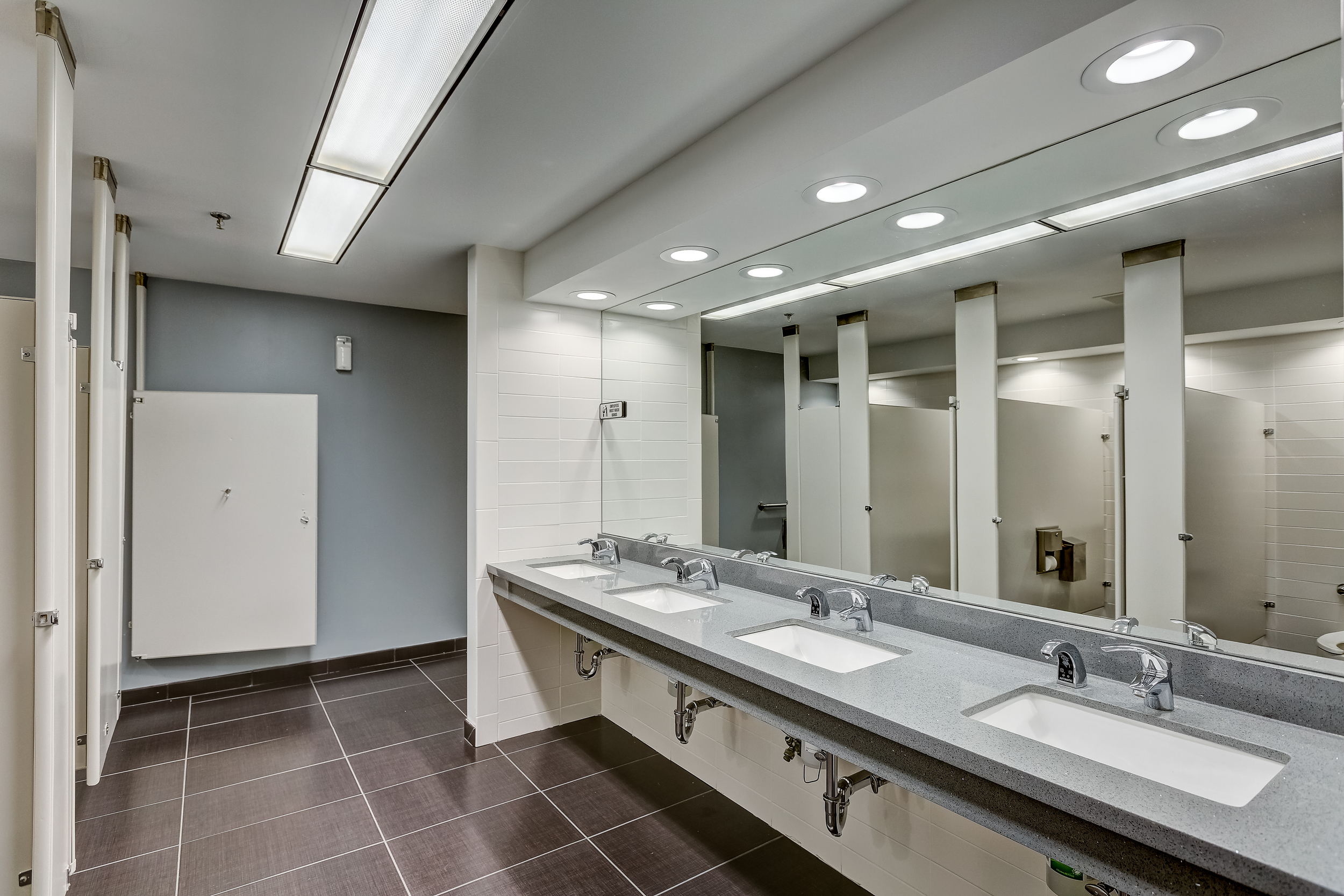 Building Standard Restroom Facilities