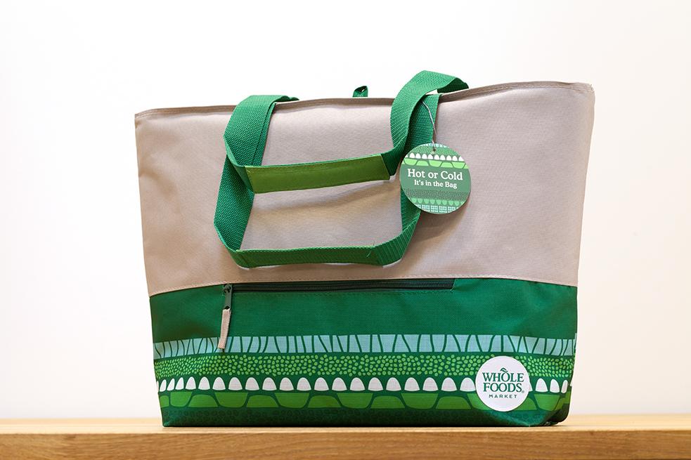 Whole Foods Market Reusable Bags