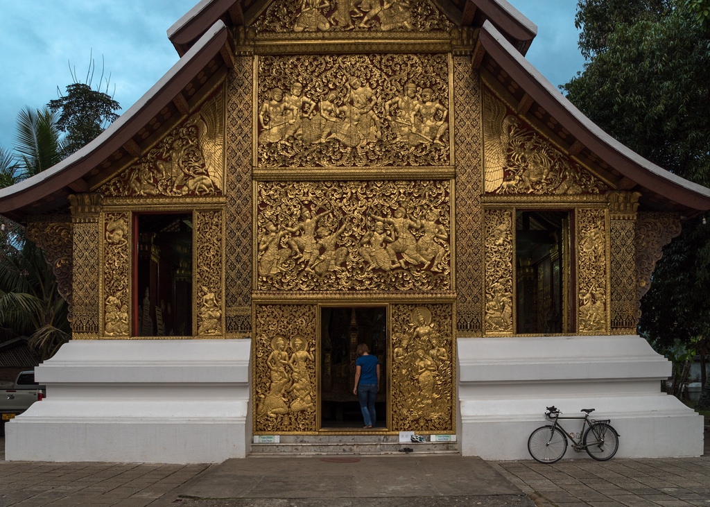 Visit Temples by Bike