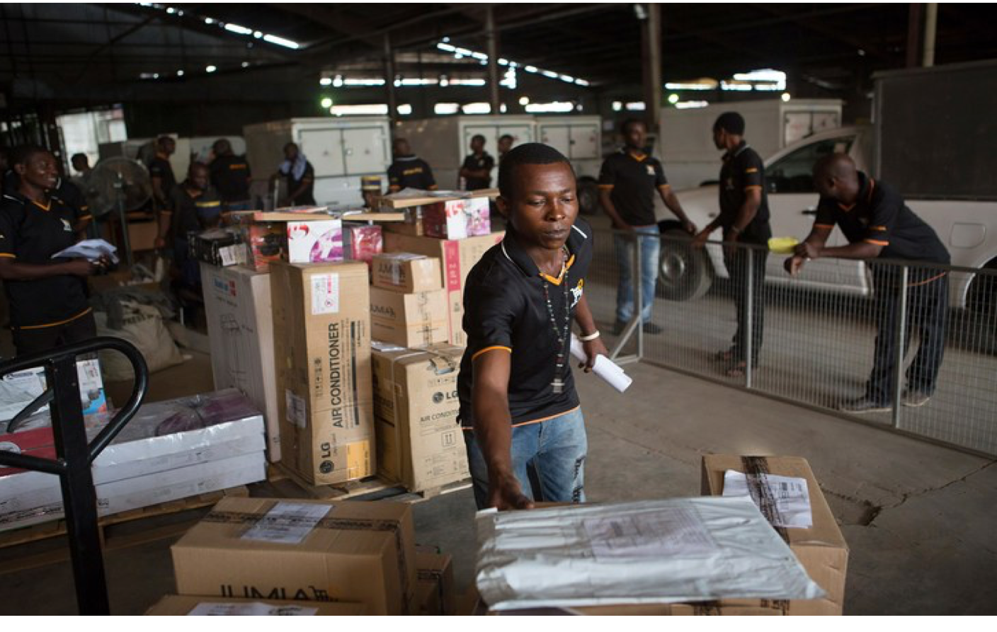 Report   Digital Commerce and Youth Employment in Africa    Read the report   Watch the video