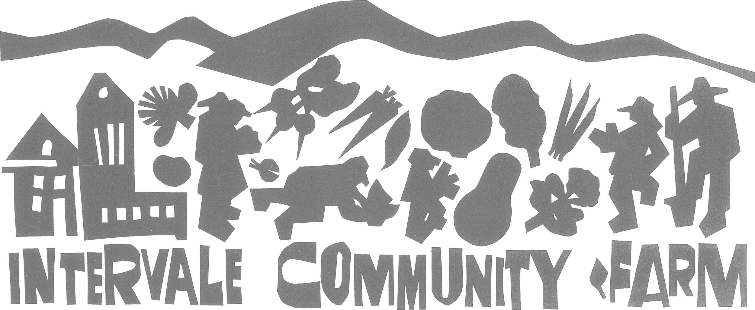 intervale community farm logo