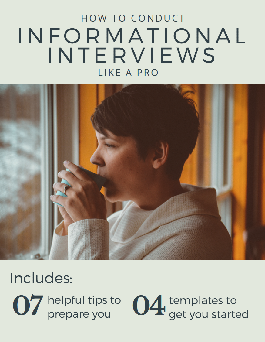 How to Conduct Informational Interviews Like a Pro