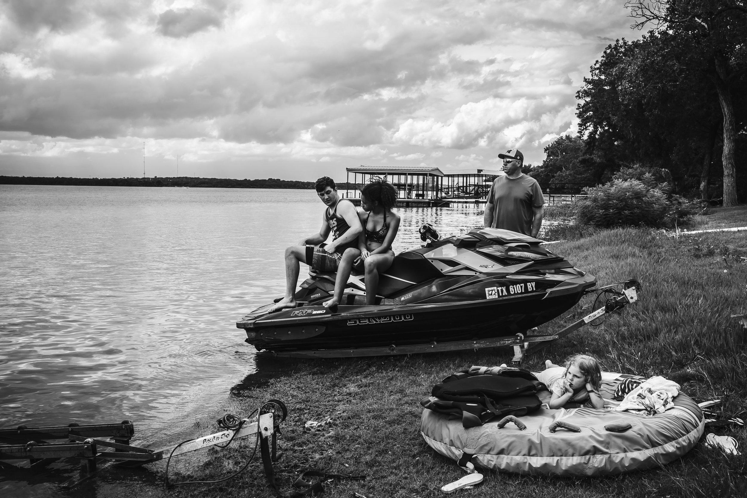 Dallas Documentary Family photographer