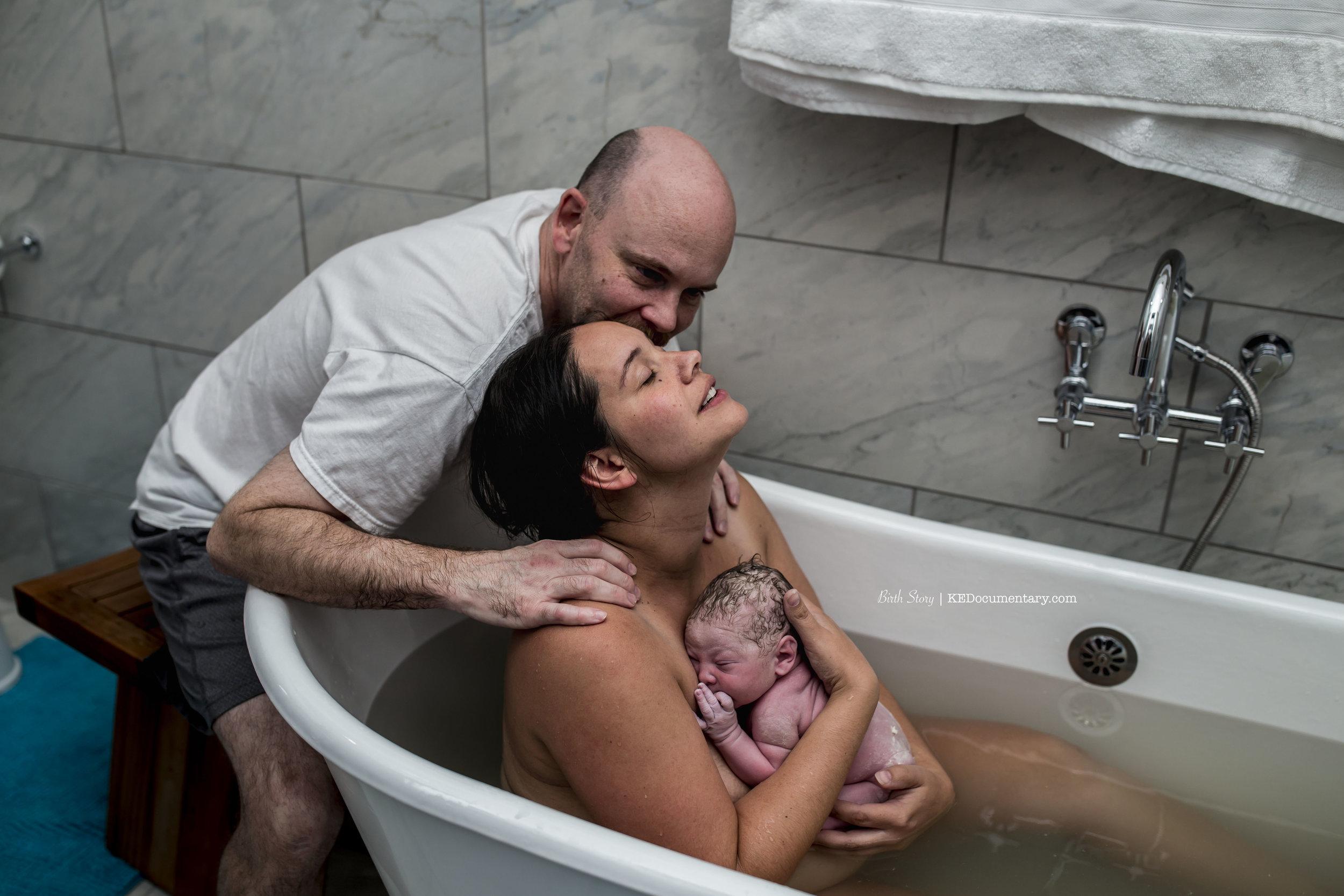 Plano Birth Story - Plano BirthPlace