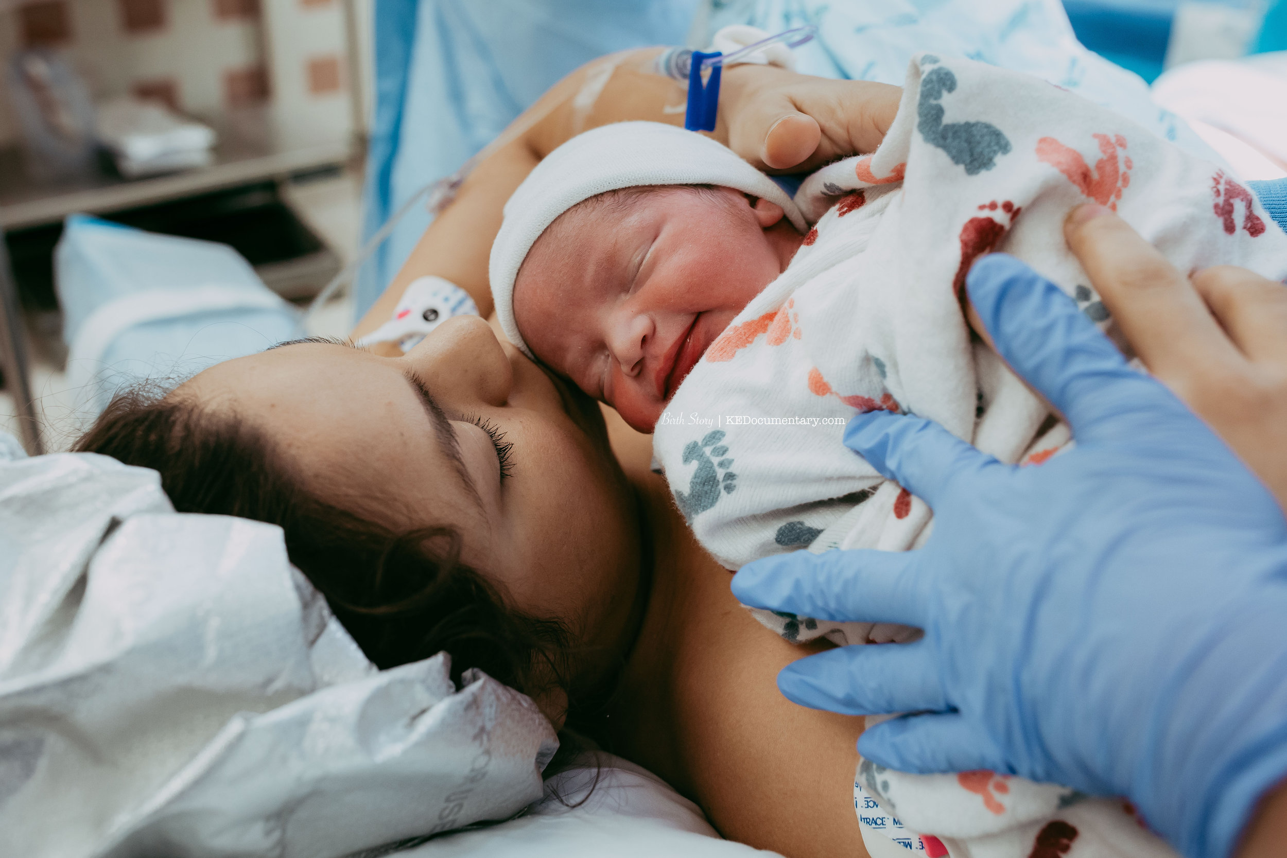 Dallas Birth Photographer
