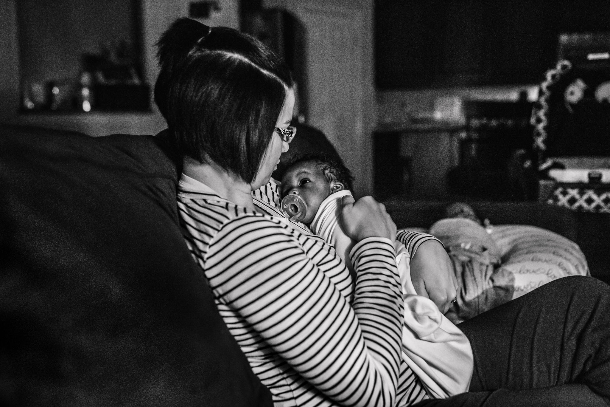 postpartum doula fort worth photographer