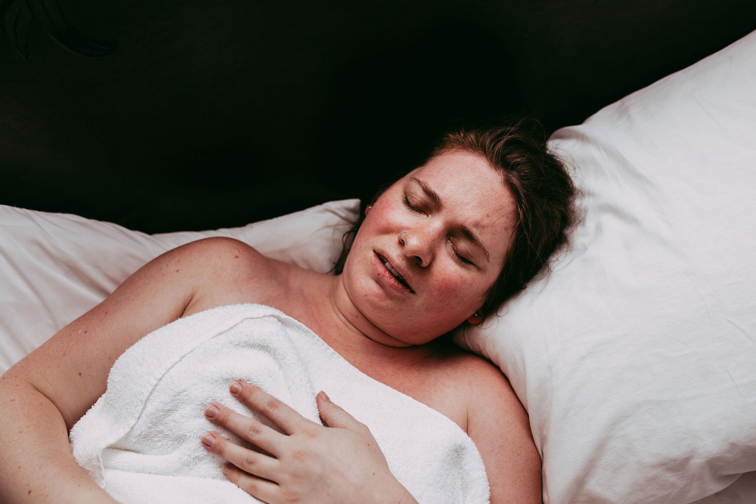 Allen Birth Center Birth Photography