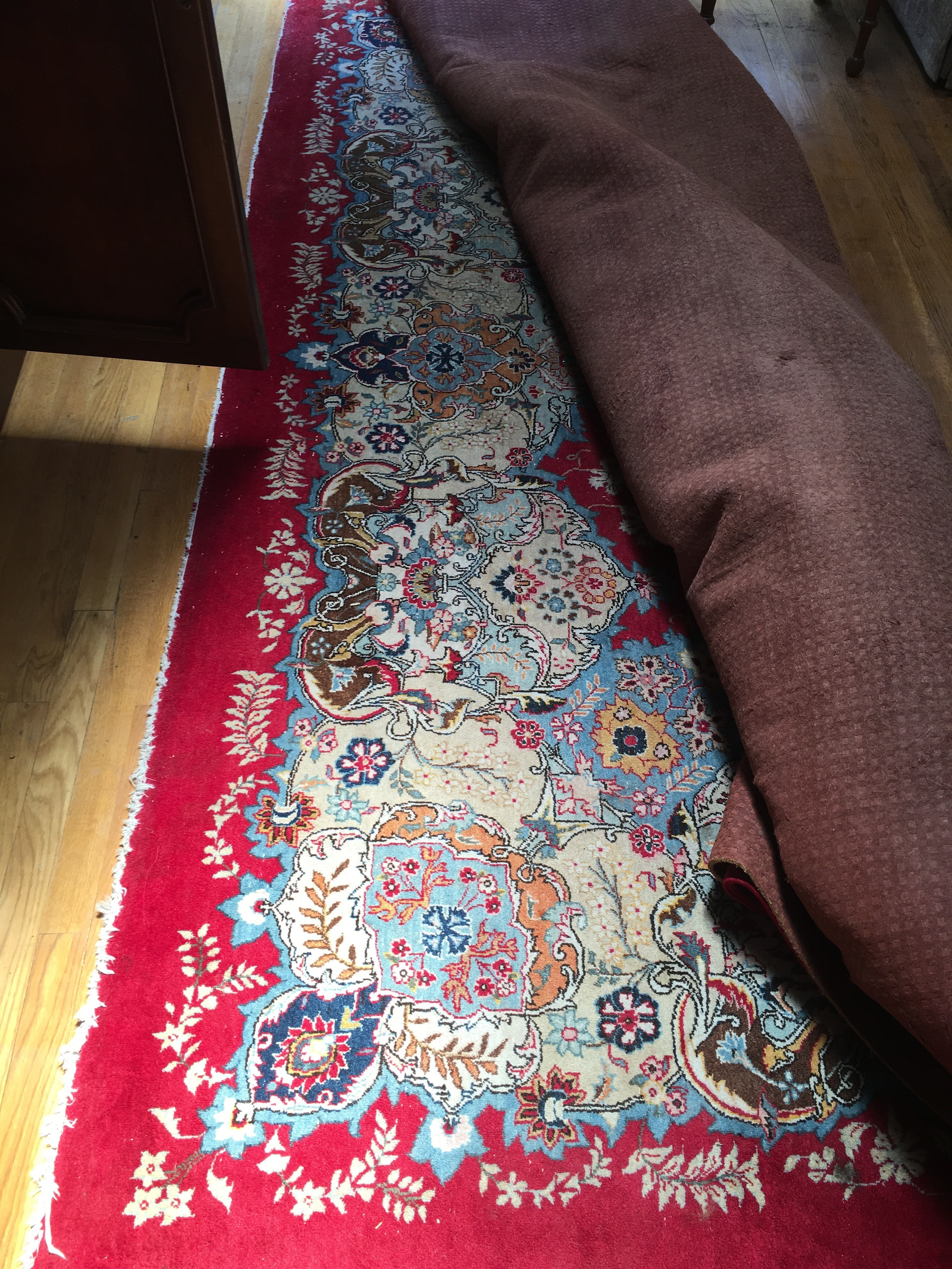 Antique Karastan Rug