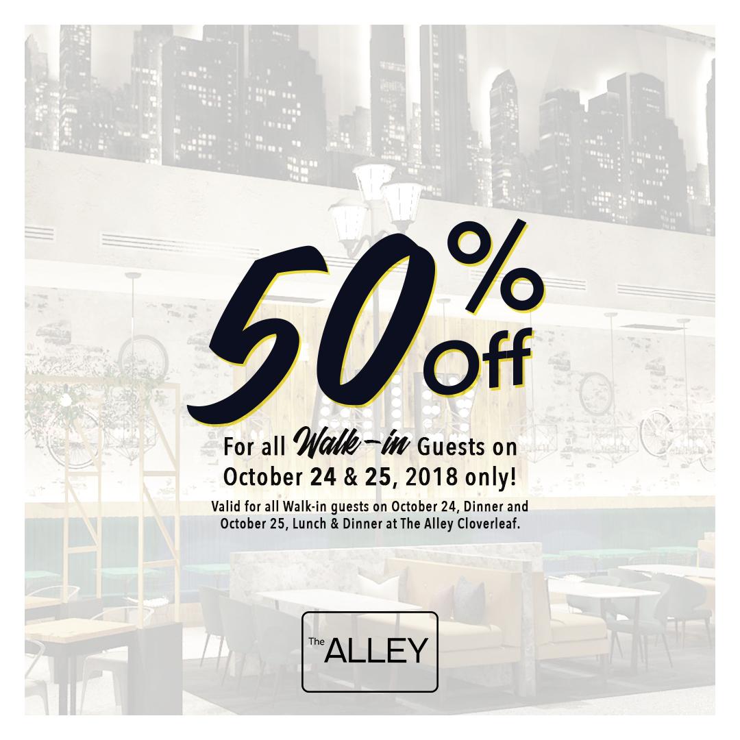 The Alley Cloverleaf - 50 Off Walk-in.jpg