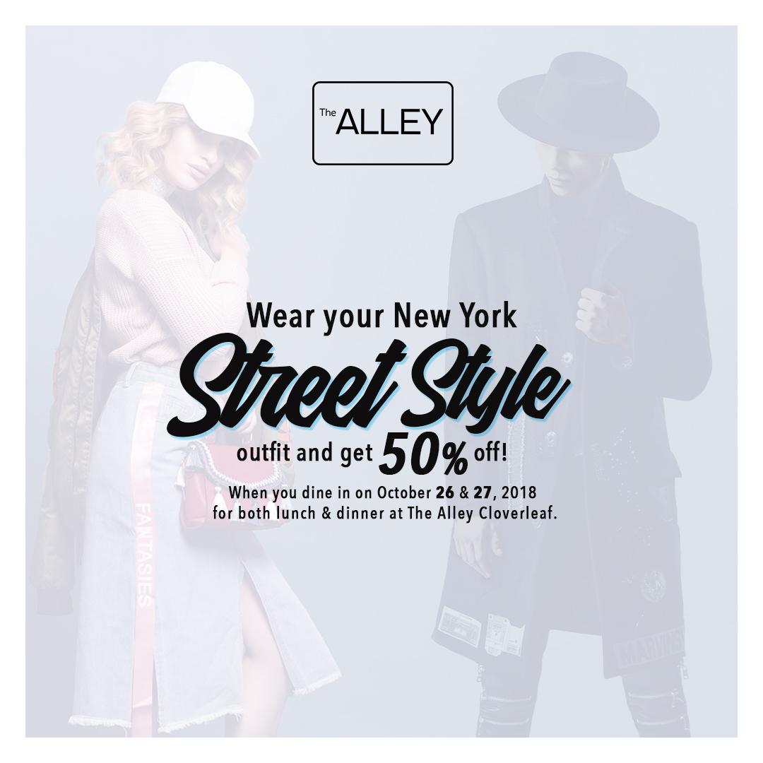The Alley Cloverleaf - 50 Off OOTD.jpg