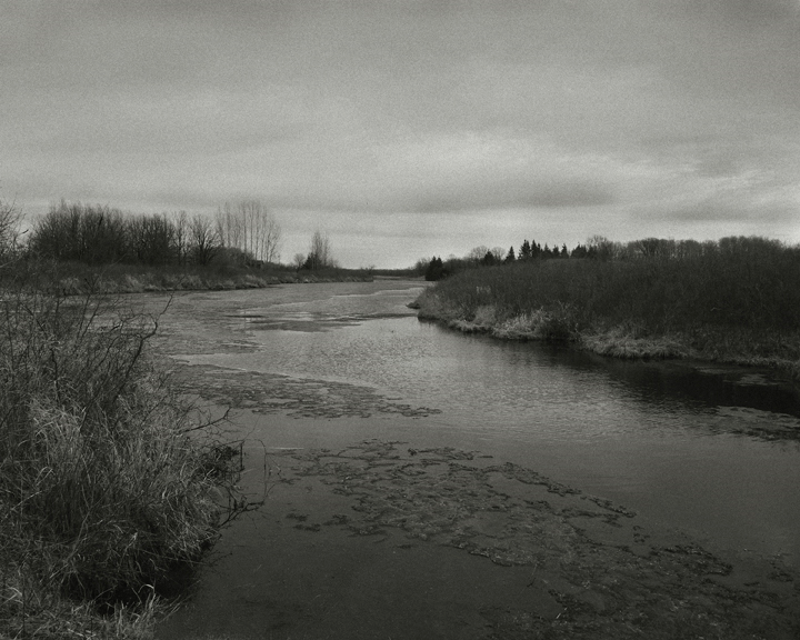 Percy Township - photogravure