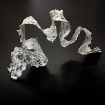 papermaking in 3-d