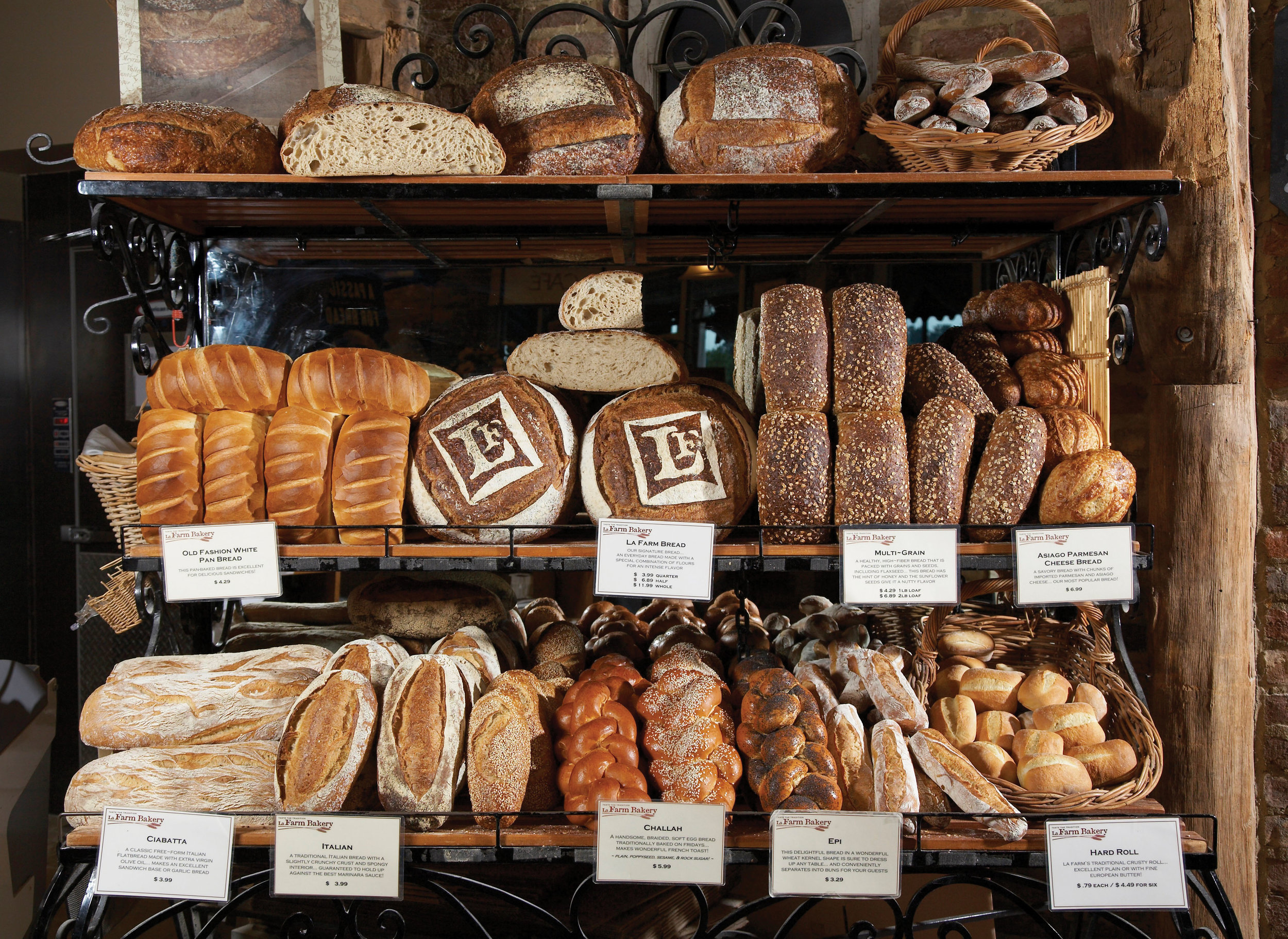 best bakery: la farm bakery photo by mark petko