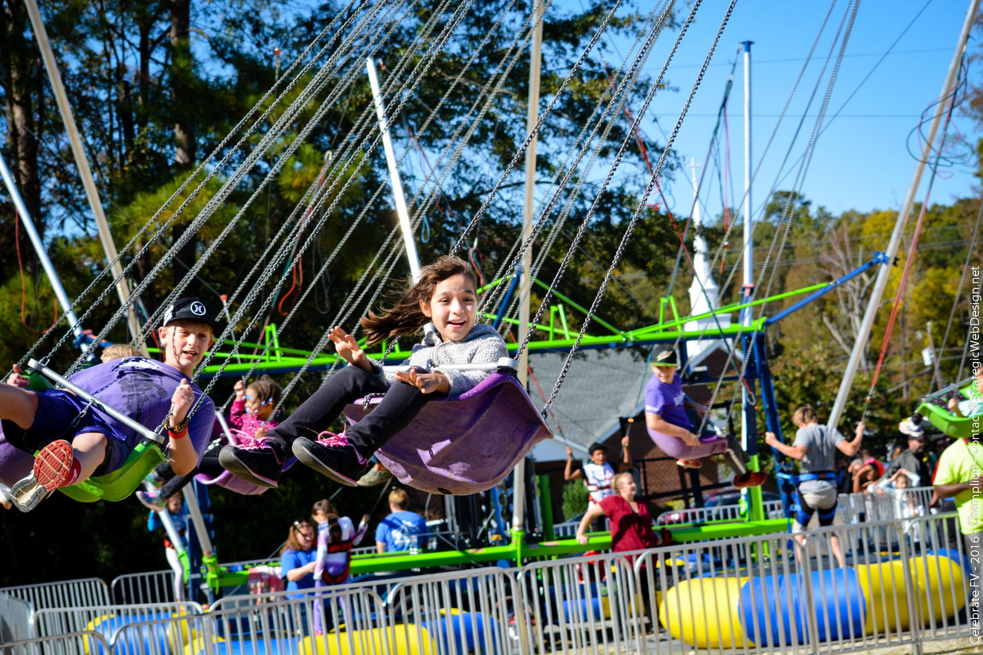 Celebrate Fuquay-Varina Festival