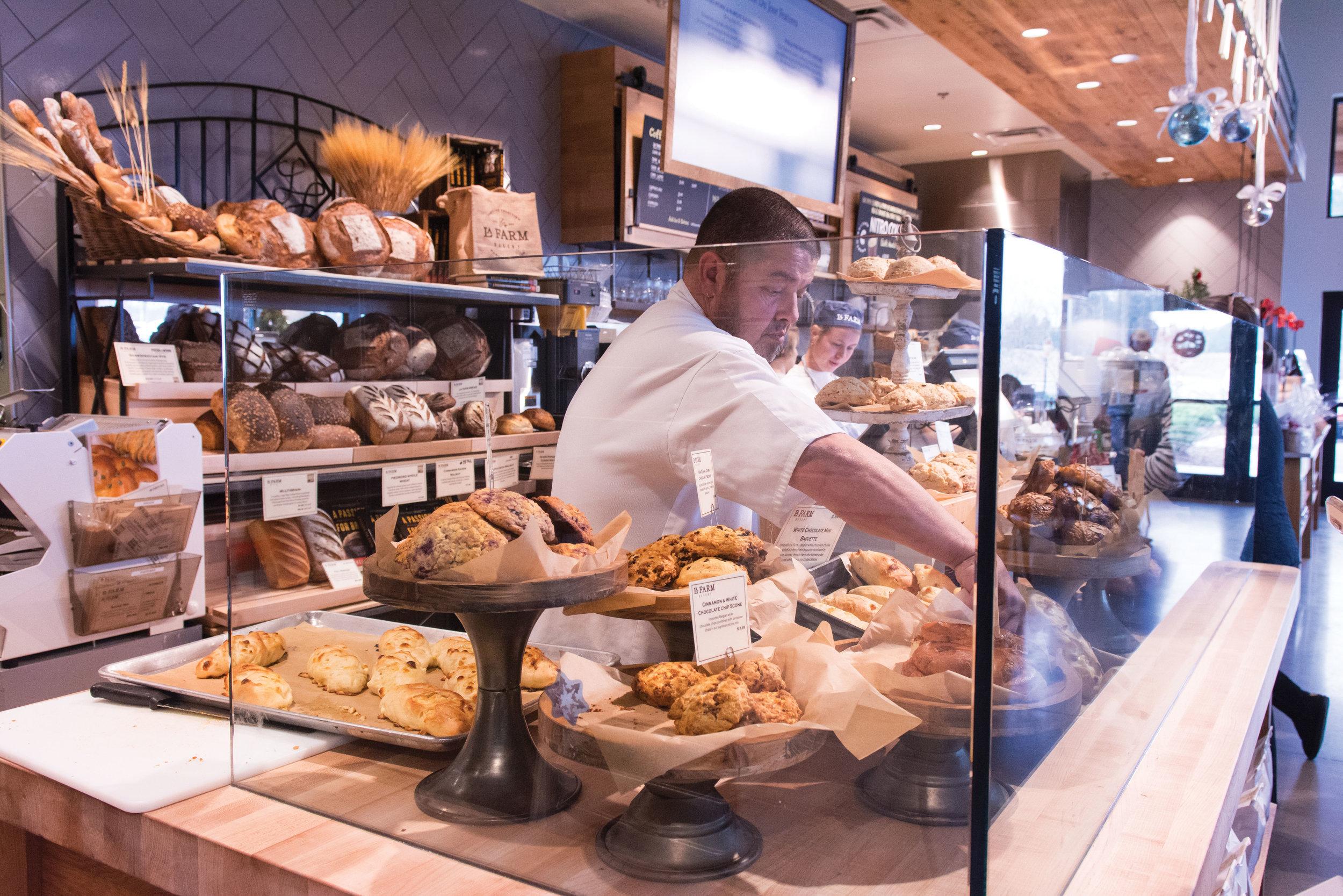 best bread bakery la farm bakery  photo by ginny williams photography