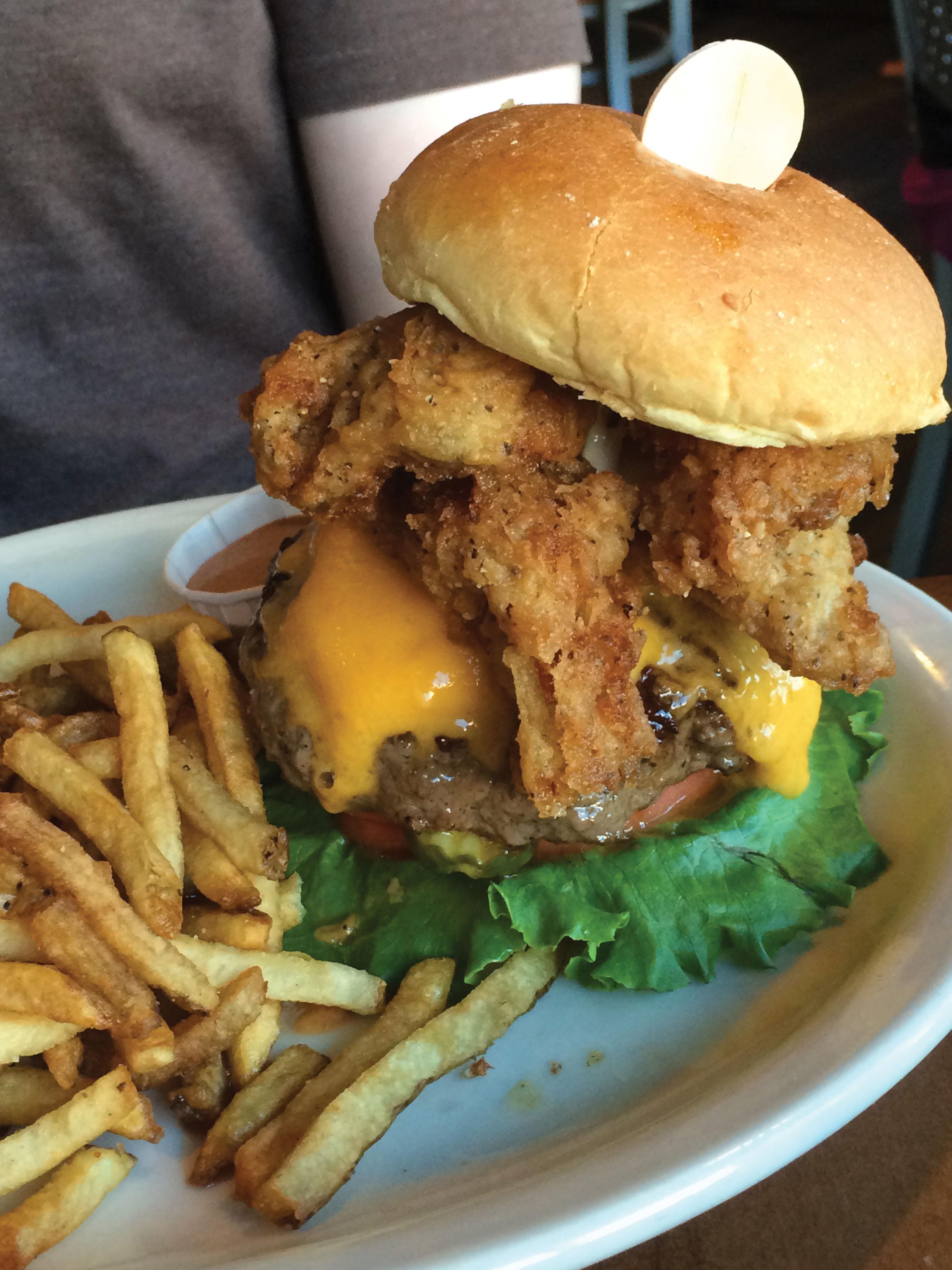 best burger Bad Daddy's Burger Bar  photo by jennifer heinser