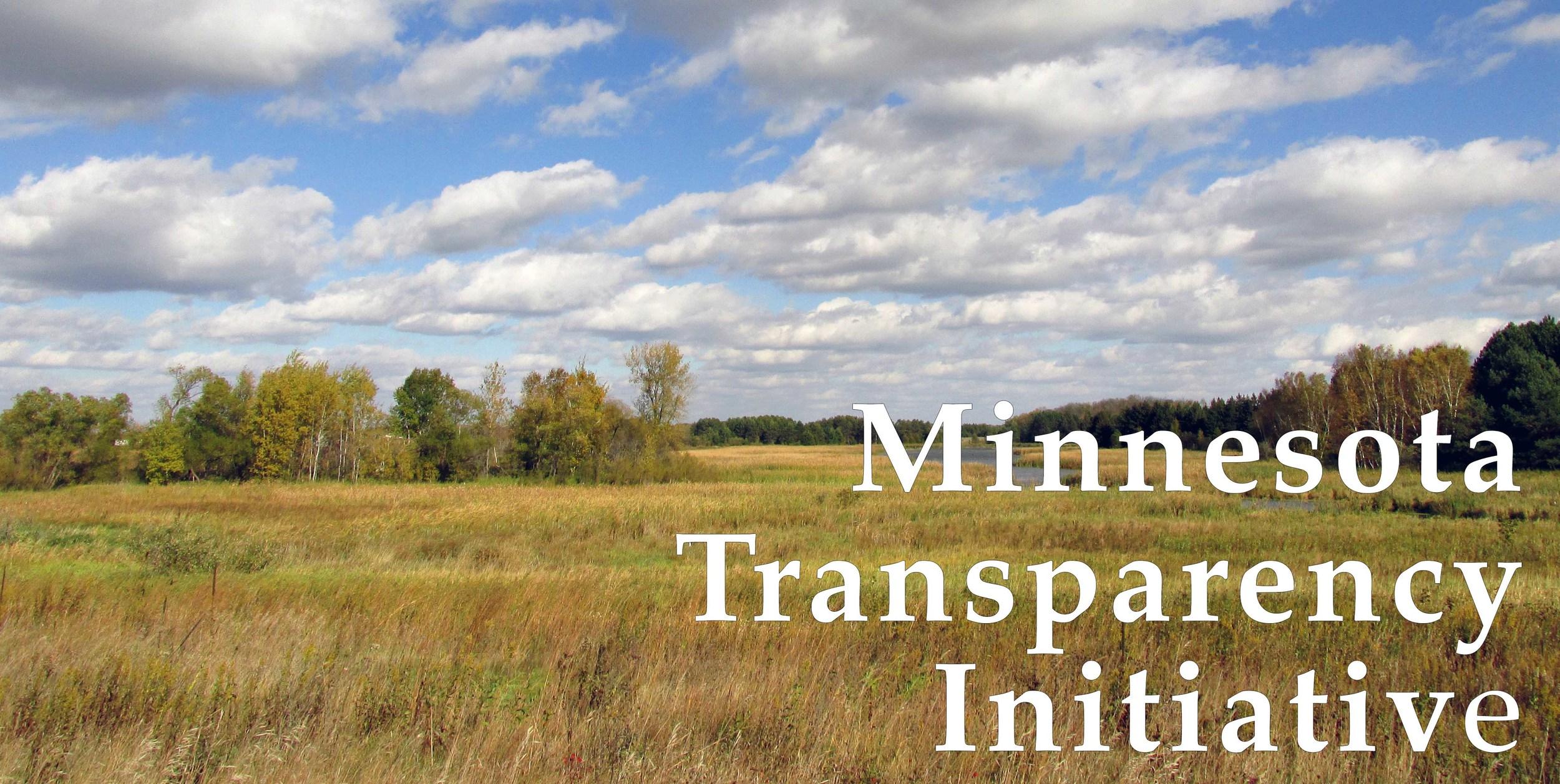 Minnesota Transparency Initiative