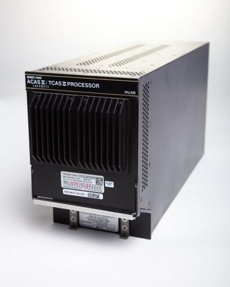 Processor  -  Look varies according to Manufacturer.  Shown: ACAS II / TCAS II Processor with Change 7.1 (BendixKing).