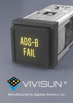 ADS-B Fail Annunciator