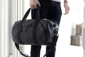 Small-Black-Duffle-Bag