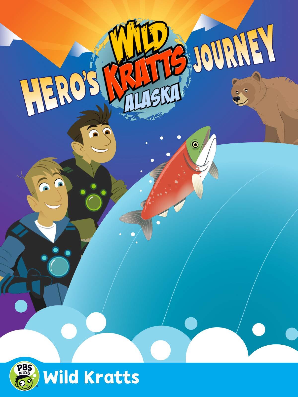 Wild Kratts: Hero's Journey -