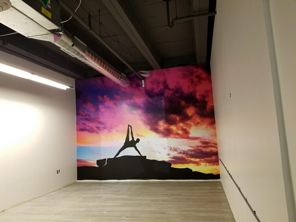 Inspirational Yoga Studio!